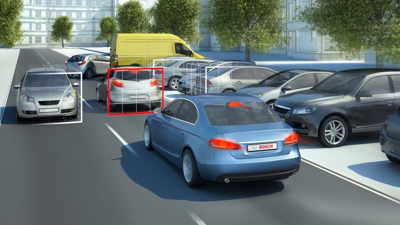 """Az önjáró autónak is """"látnia"""" kell környezetét"""