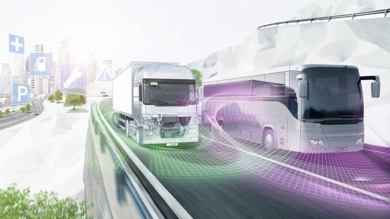 Létfontosságúvá válik a járművek közötti kommunikáció