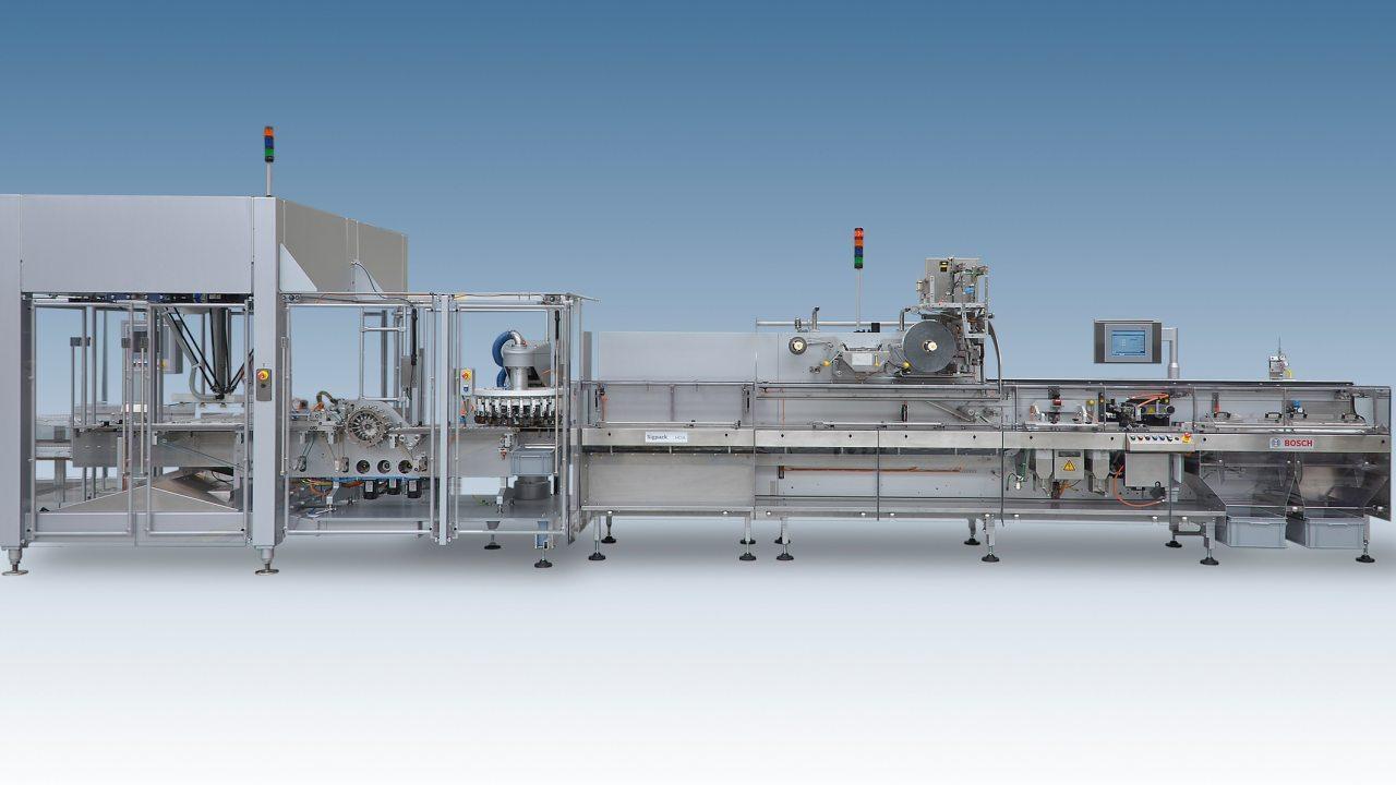 A Bosch csomagolástechnika részlegének feladataiból a Pécelen működő üzemegység is kiveszi a részét