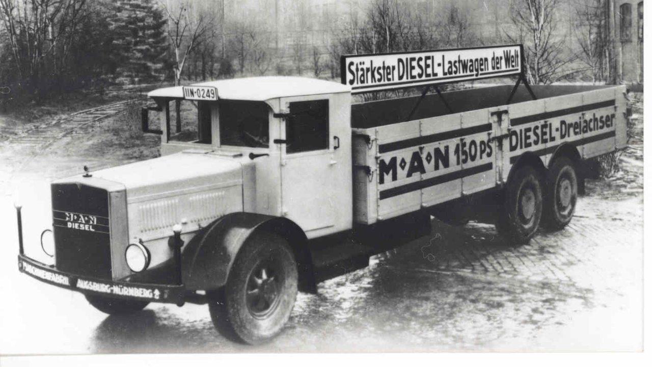 A világ akkor legerősebb teherautójában debütált a Bosch dízel befecskendező szivattyúja, 1927-ben