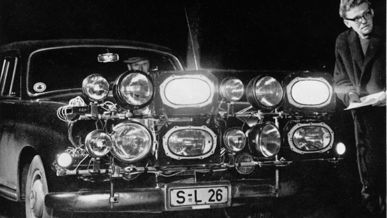 Az 1957-ben bemutatott aszimmetrikus tompított fényszóró is a Boschnak köszönhető