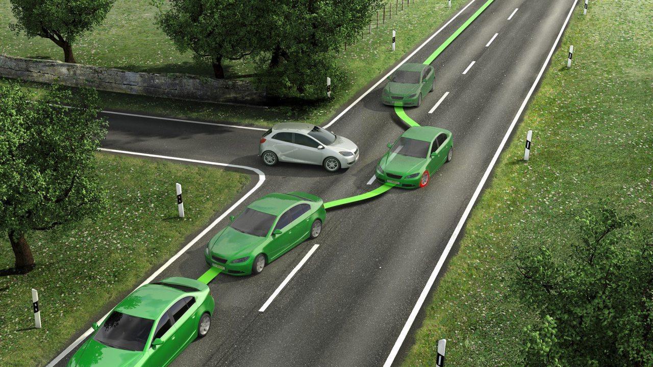 Az újabb és újabb vezetéstámogató rendszerek a közlekedés biztonságát szolgálják