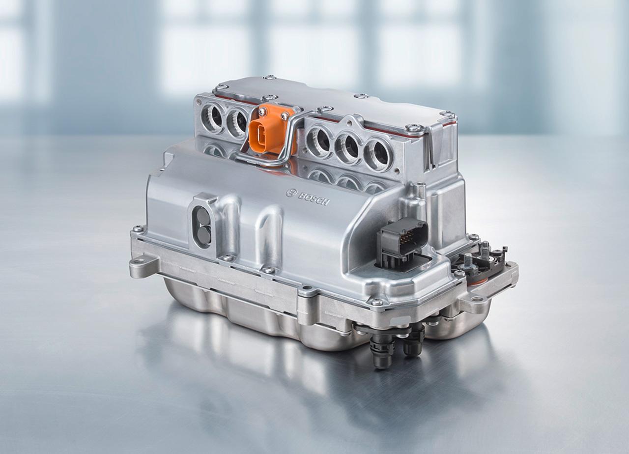 A Bosch teljesítményelektronika nem nagyobb egy cipősdoboznál