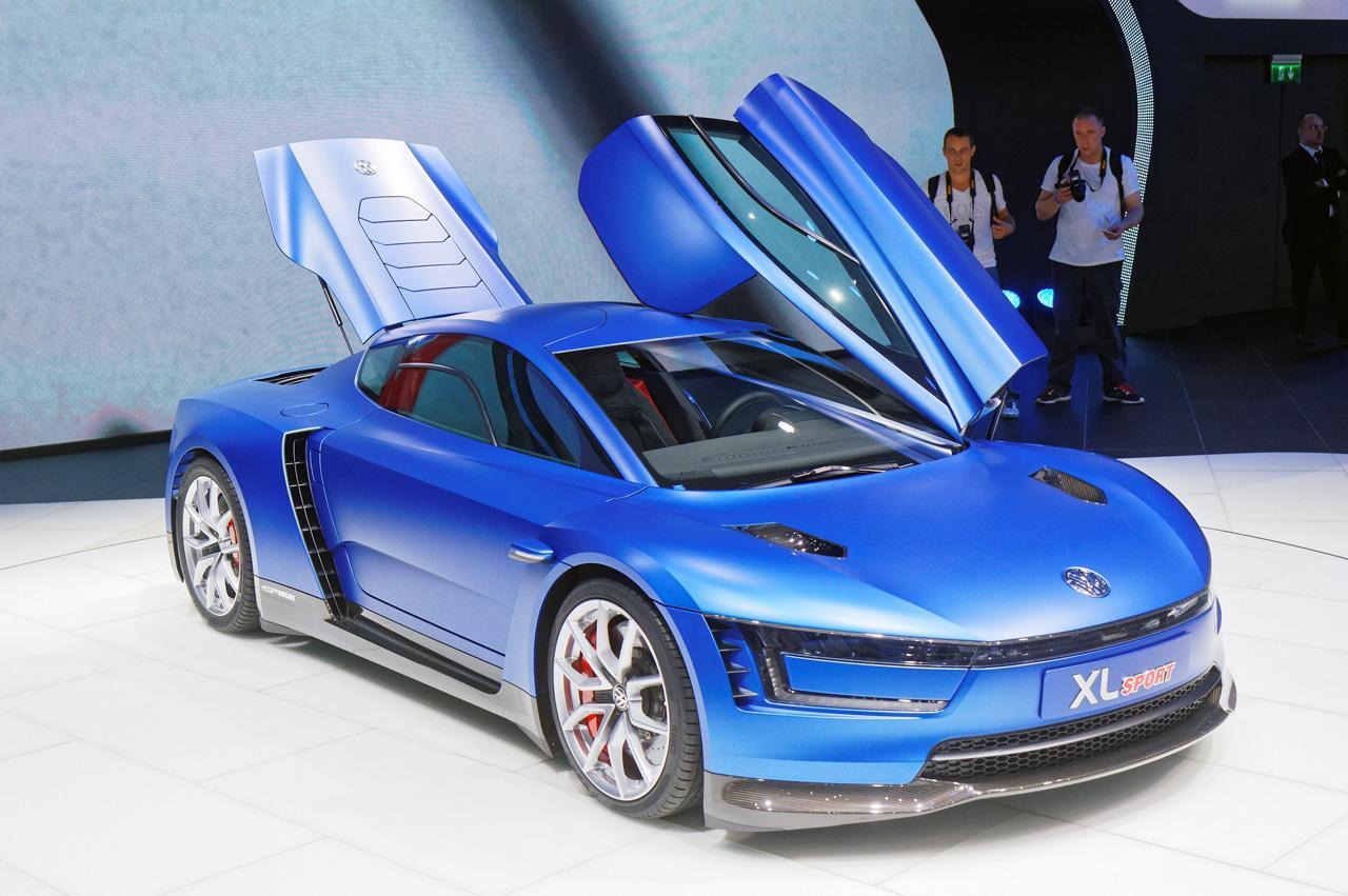 A Volkswagen XL Sport nagy sikert aratott a bemutatóján