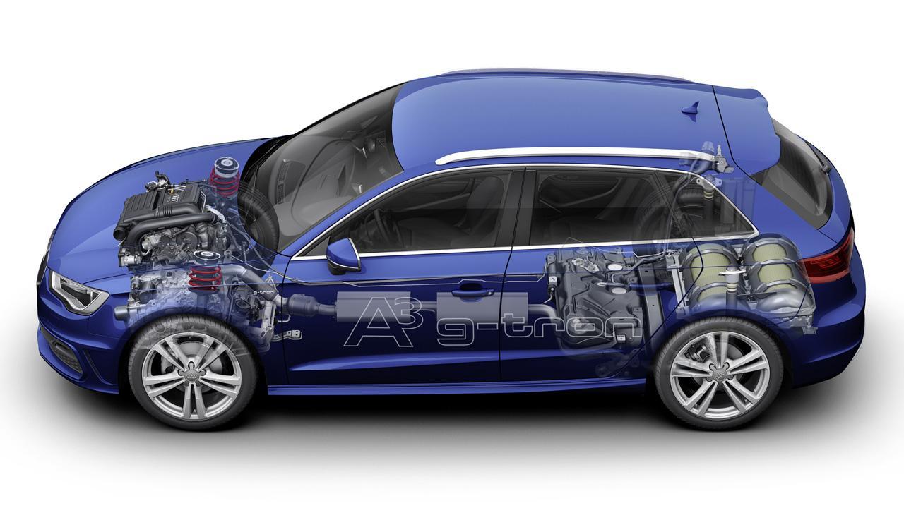 A Volkswagen--csoport mérnökei lemondtak a pótkerékről, cserében viszont teljes értékű a benzintank