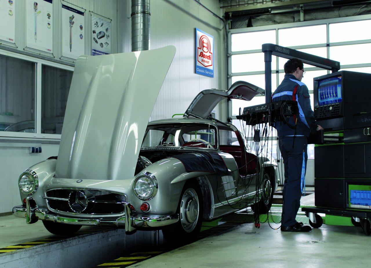 Egy megfelelően karbantartott, műszakilag felkészített jármű a biztonságos közlekedés alapja – jól tudják ezt a Bosch szervizekben is