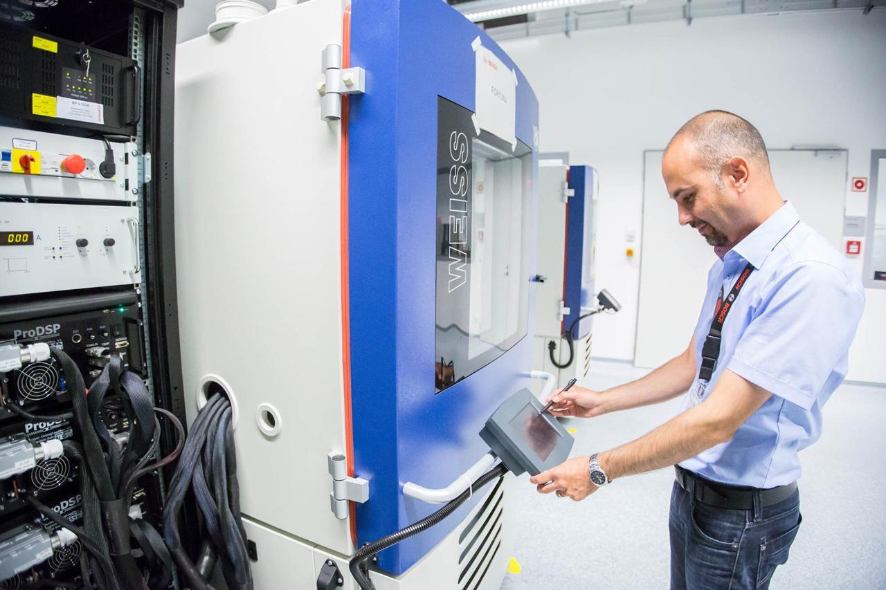 A Bosch bővülése a benyújtott szabadalmak számában is megmutatkozik