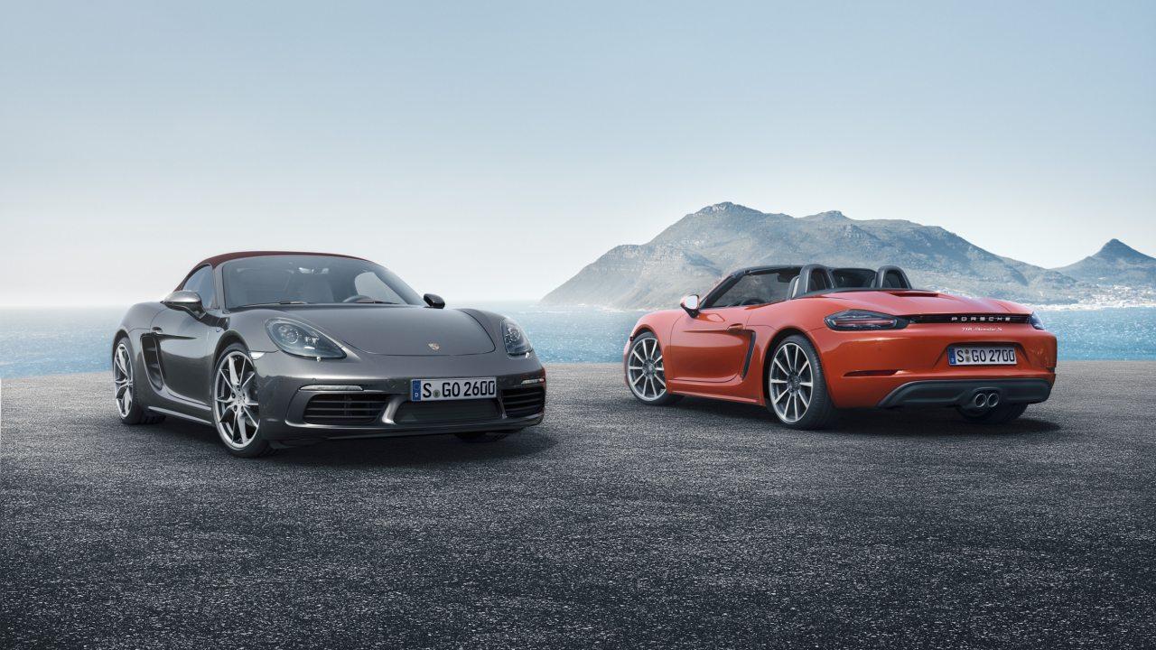 A Porsche új négyhengeres modelljei – pélául, a Boxster és a Cayman – ugyancsak kiváló példák arra, hogy egy sportautó is lehet gazdaságos