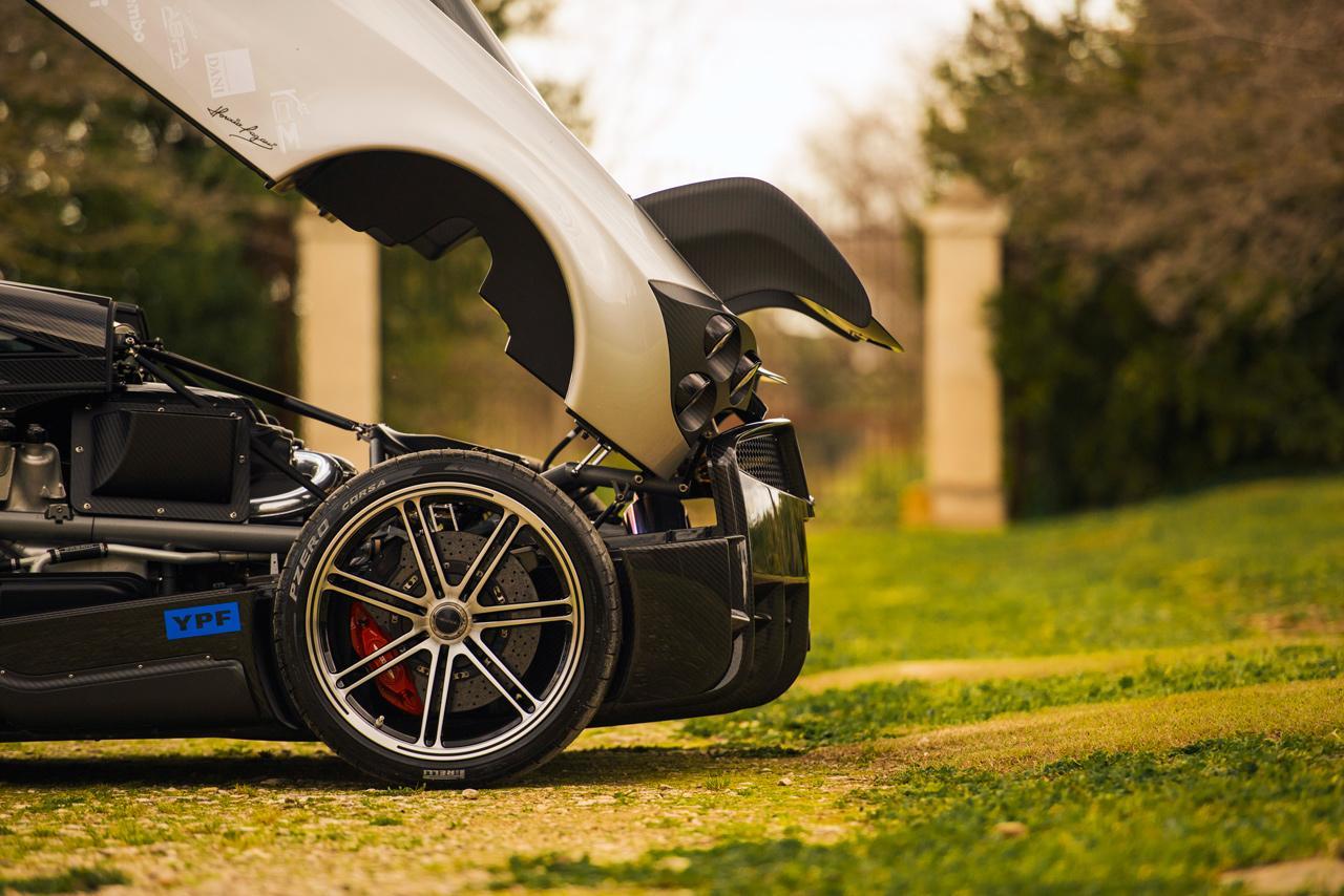 A Pagani Automobili különleges kapcsolatot ápol a beszállítókkal