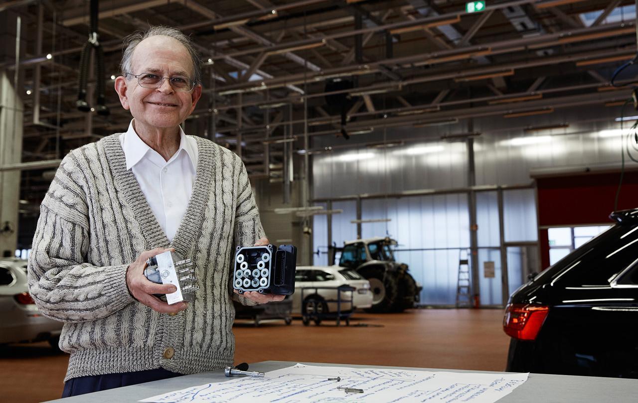 Anton Van Zanten és csapata megváltoztatta a járműipar fejlődését