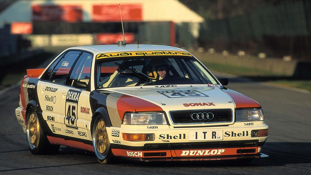 Jött, látott és győzött az Audi