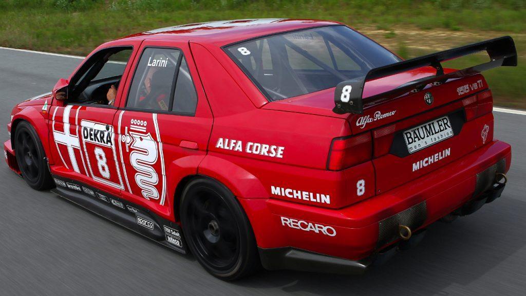 A bajnokságot az újonc Alfa Romeo nyerte Nicola Larinivel 1993-ban