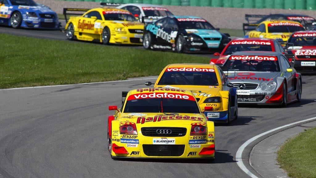 Az Abt Audi TT emlékezetes versenyautó annak ellenére, hogy gyári támogatás nélkül építették