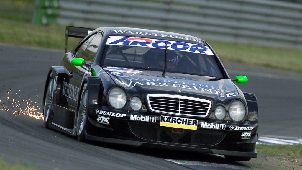 Mercedes-Benz CLK DTM az új éra első évében