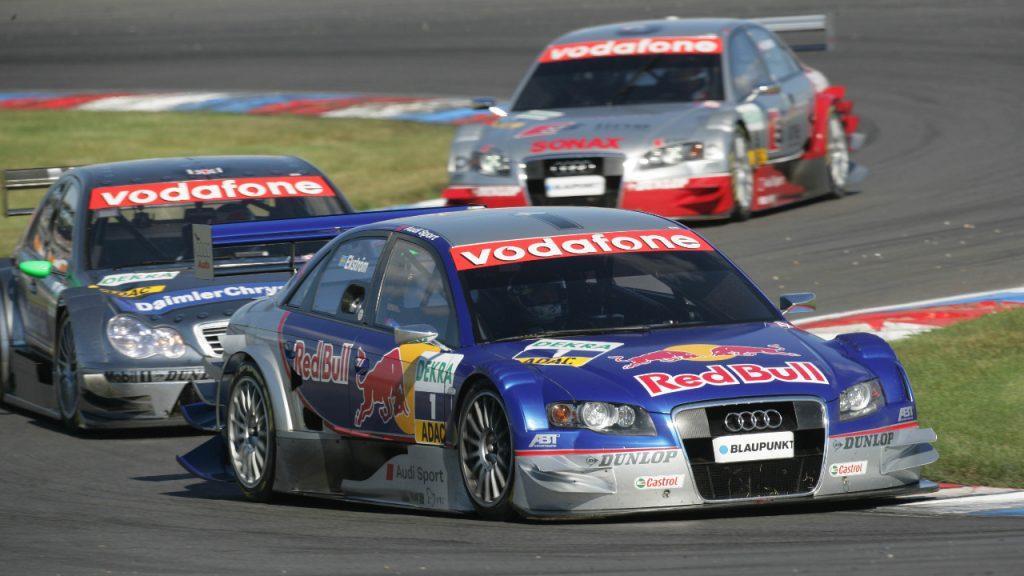 Az Audi visszatérésekor a négyajtós szedánok alkották a versenyautók alapját