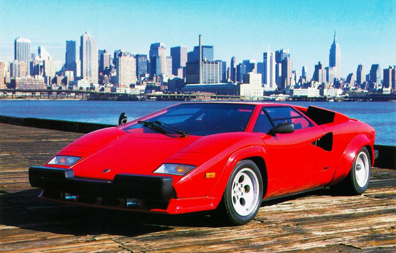A Lamborghininek a túlélést jelentette a K-Jetronic