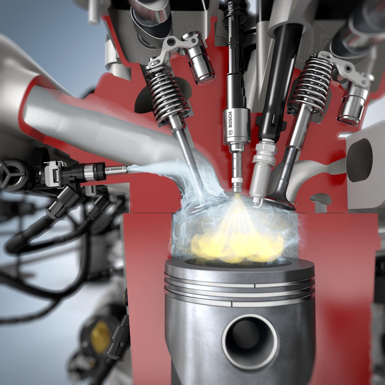 A víz üzemanyagot takarít meg és megnövelheti a motor teljesítményét