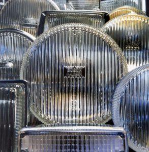 A Porsche az elsők között kínálta a Bosch halogén fényszóróit
