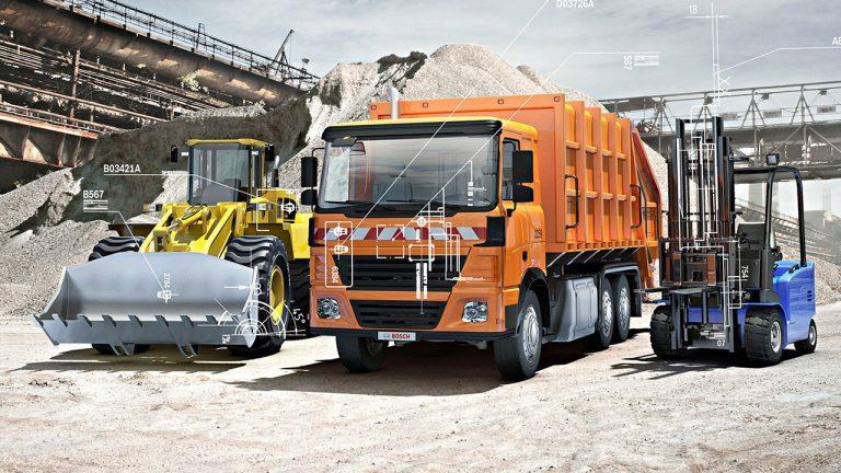 Haszonjármű és Munkagép (Commercial Vehicle and Off-Road, CVO) üzlet