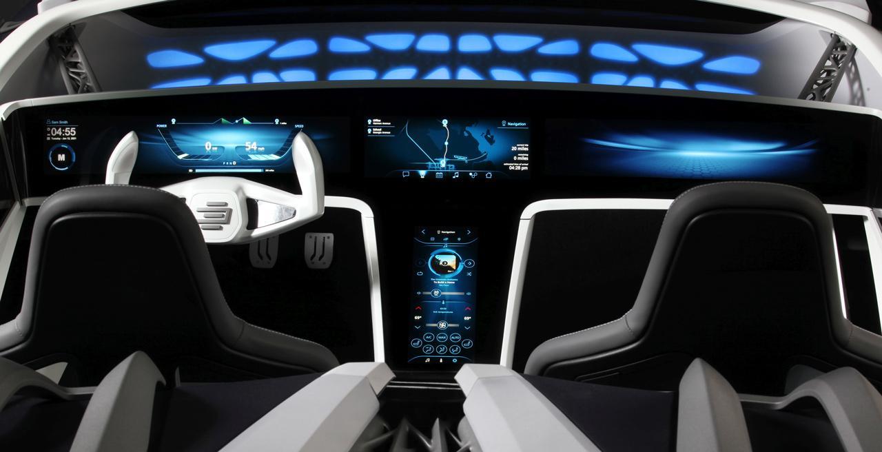 Minden eddiginél több információ áll rendelkezésre vezető és autó számára egyaránt