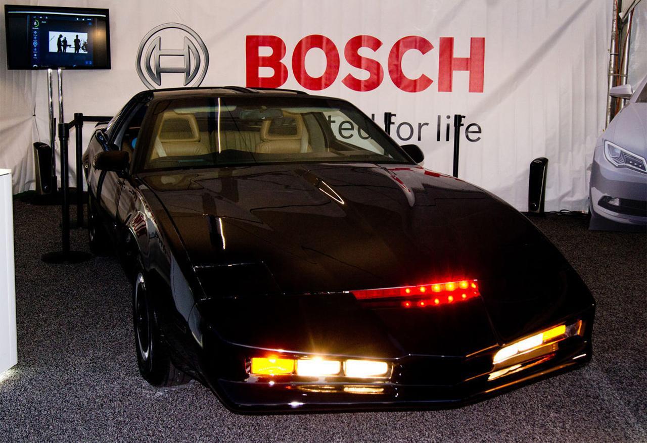 A Bosch lassan megvalósítja amiről K.I.T.T. idejében még csak álmodtunk