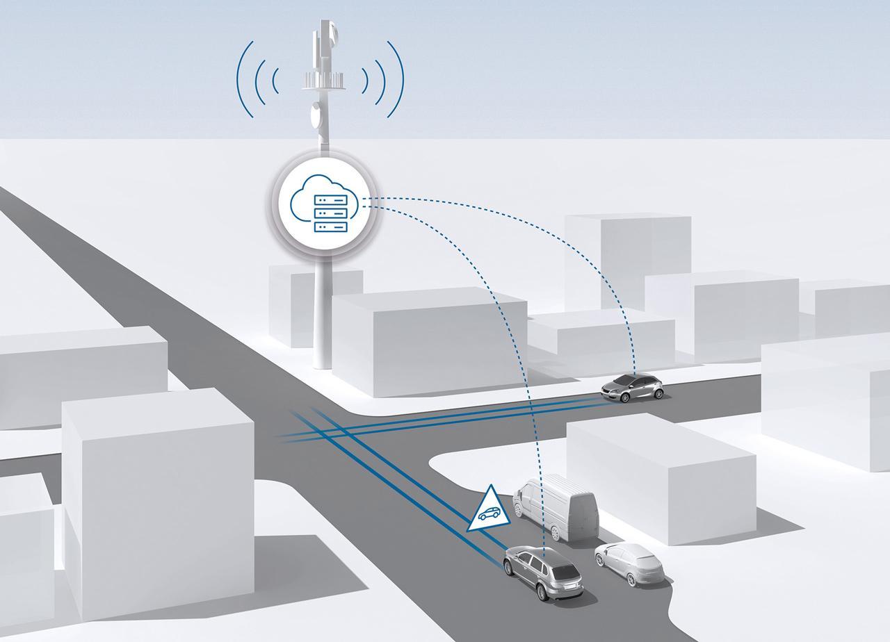 A járművek osztoznak az adatokon, sőt egymással is képesek lesznek kommunikálni