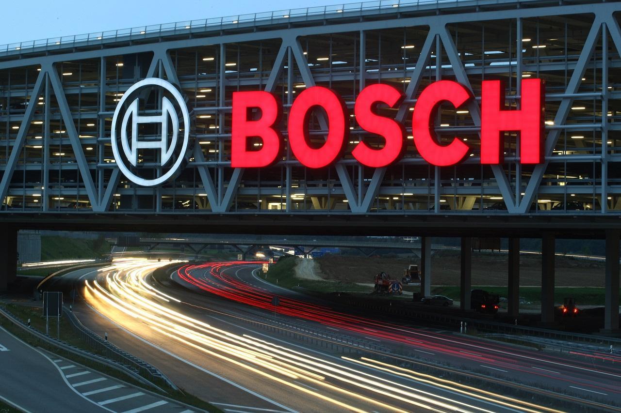 Hogy született a Bosch logója?