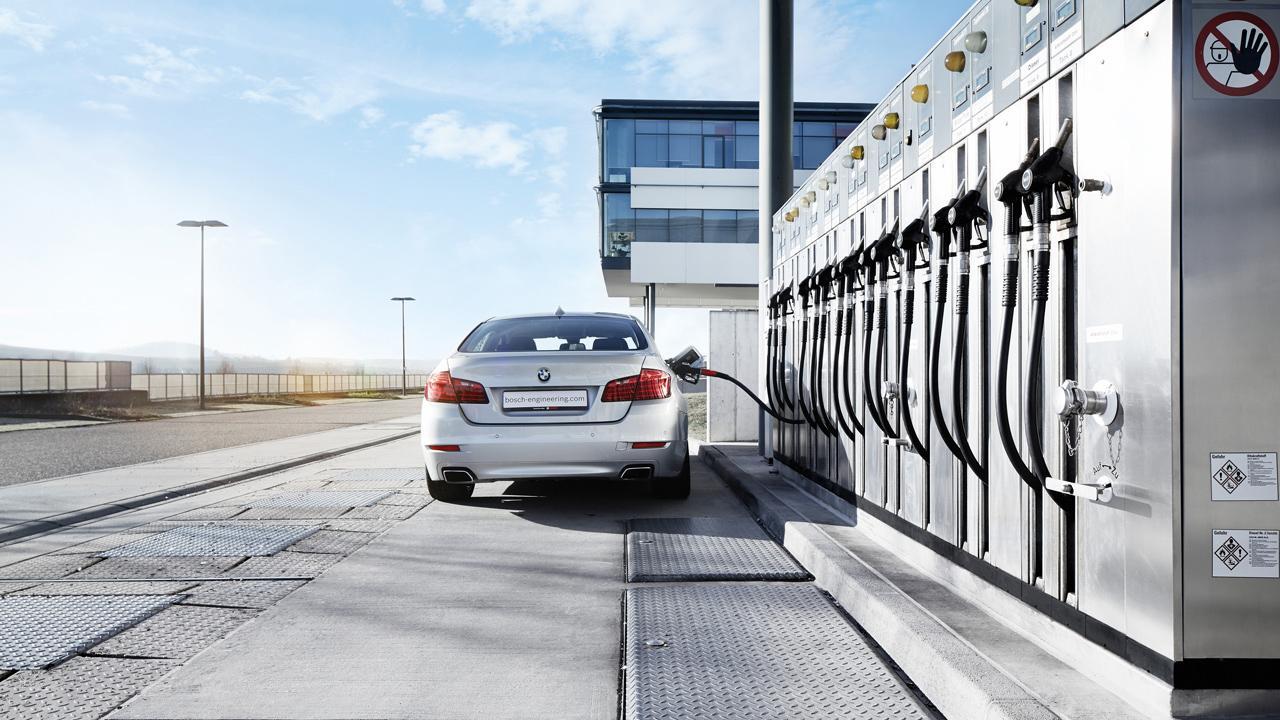 Megújuló dízel üzemanyaggal kísérletezik a Bosch