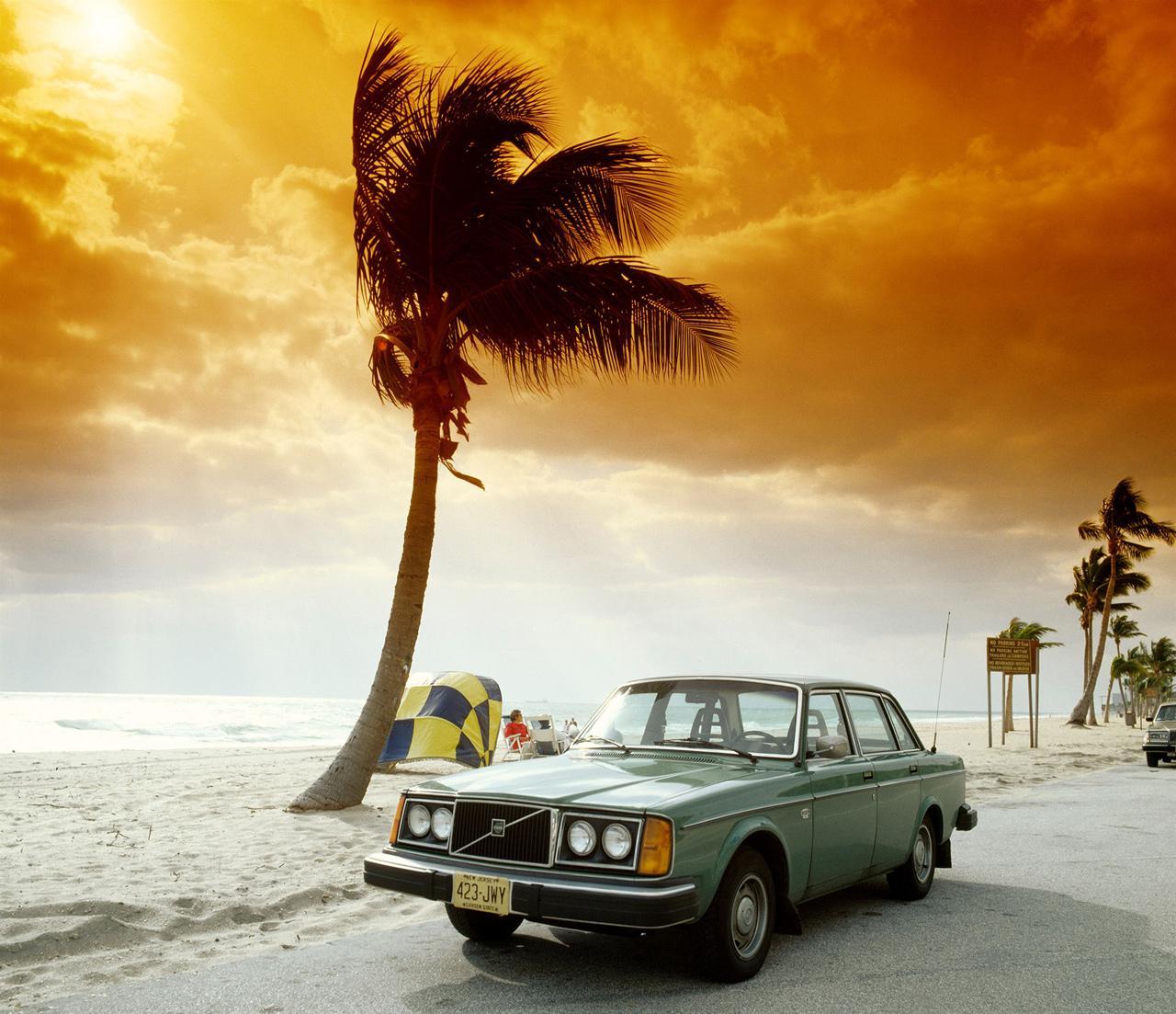 A legendás, összesen 2,8 millió példányban készült Volvo 240/260 sorozat hozta meg az áttörést