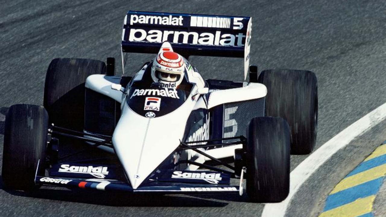 Egy 1983-as Brabham BMW, Bosch elektronikával