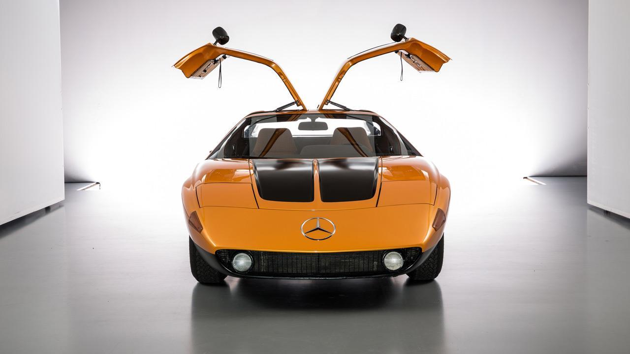 A C111 soha nem lett sorozatgyártású autó, viszont az ABS fejlesztésében elévülhetetlen érdemeket szerzett