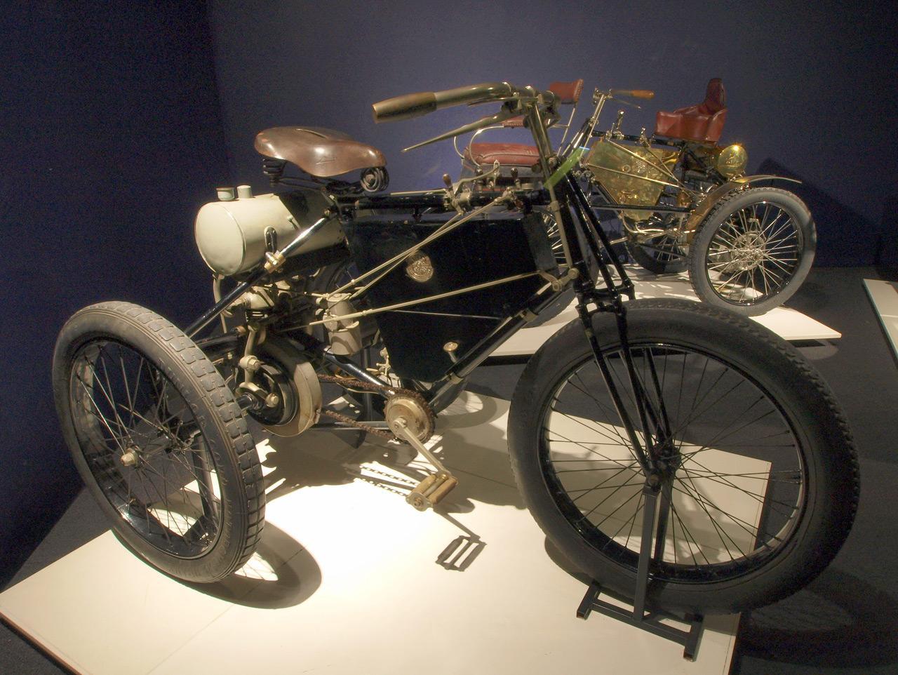 Az eredeti jármű felkutatása is komoly fejtörést okozott a lelkes csapatnak