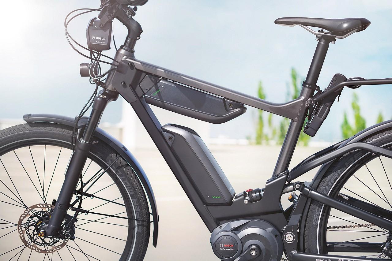 Ma már a kerékpárokhoz is elérhető a blokkolásgátló, vagyis az ABS