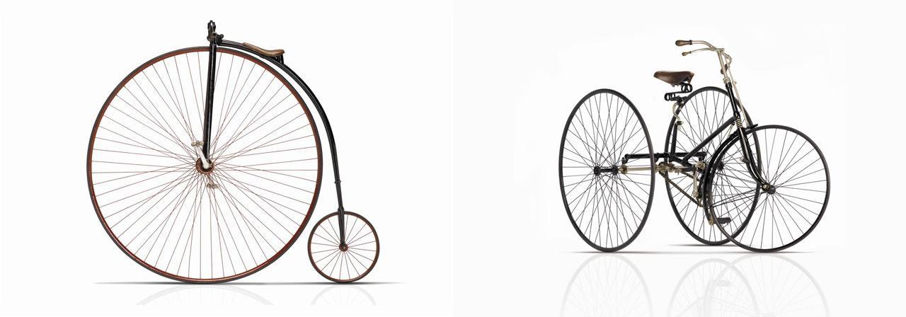 A korabeli kerékpárgyártókhoz hasonlóan a Peugeot is útkereséssel kezdte pályafutását