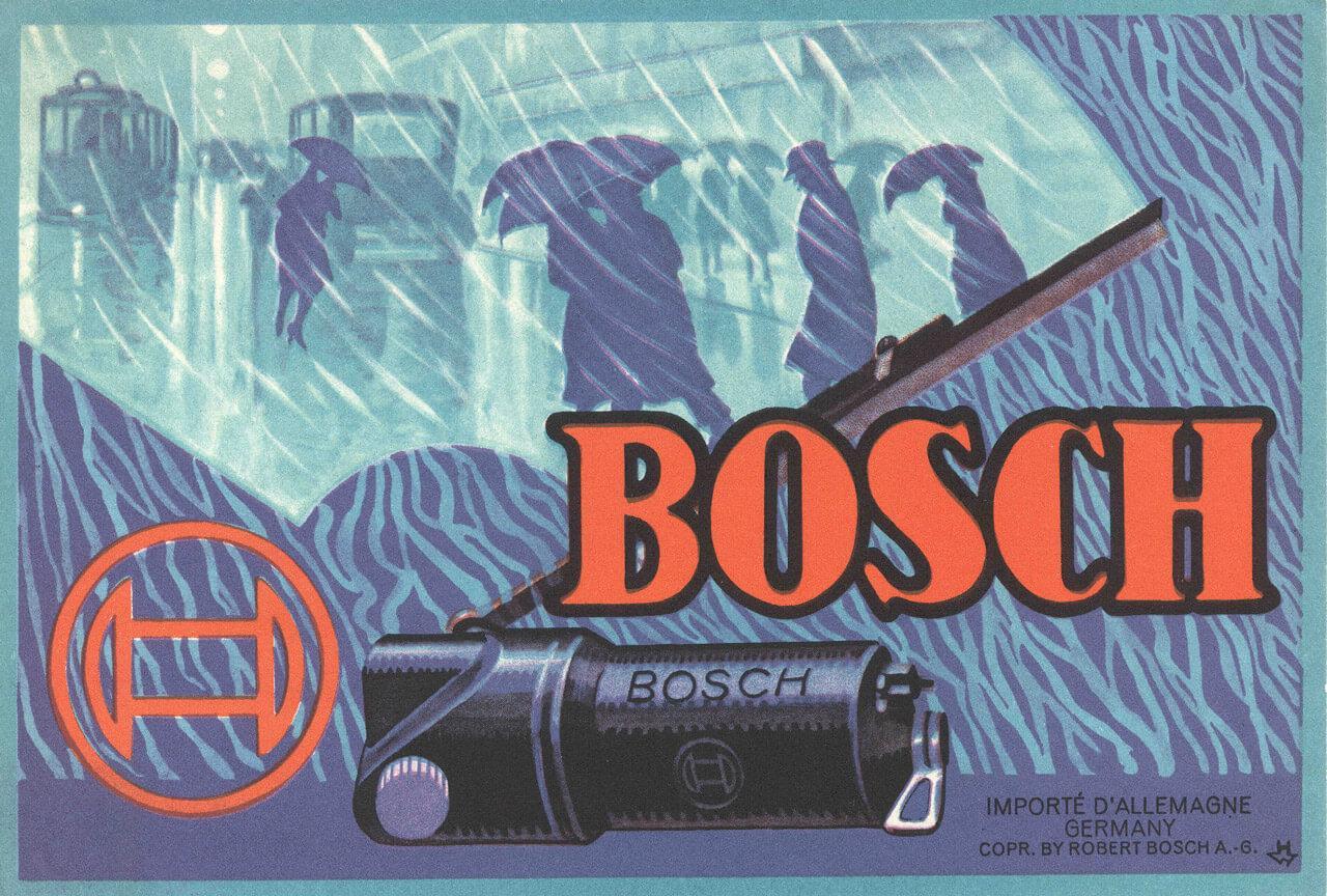 A nagy áttörést a Bosch hozta el