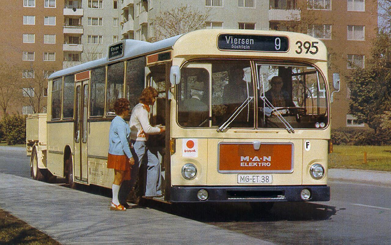 Egészen az 1970-es évek végéig forgalomban maradtak ezek a járművek