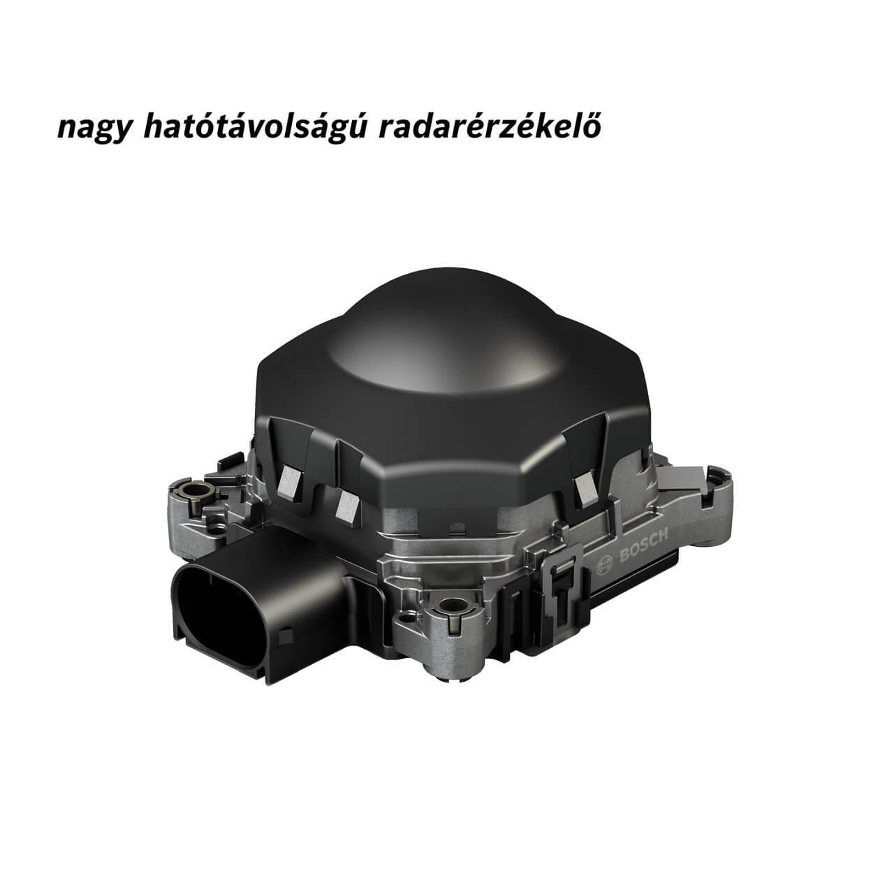 A Maserati Ghibli legfontosabb Bosch termékei