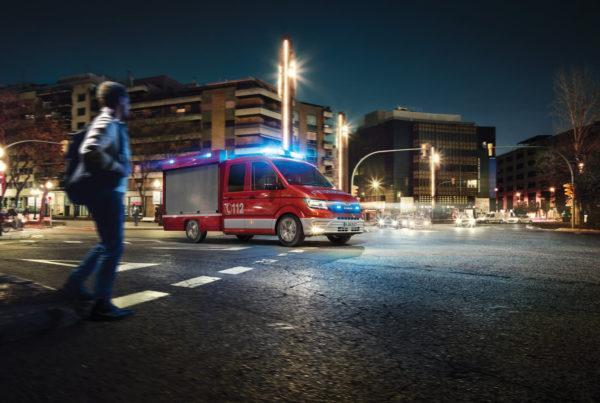 Így hallják a kéklámpásokat az önvezető autók