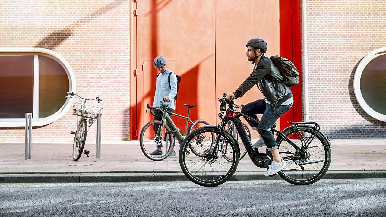 Már több mint egy évtizede az utcakép részét képzik a Bosch eBike kerékpárok