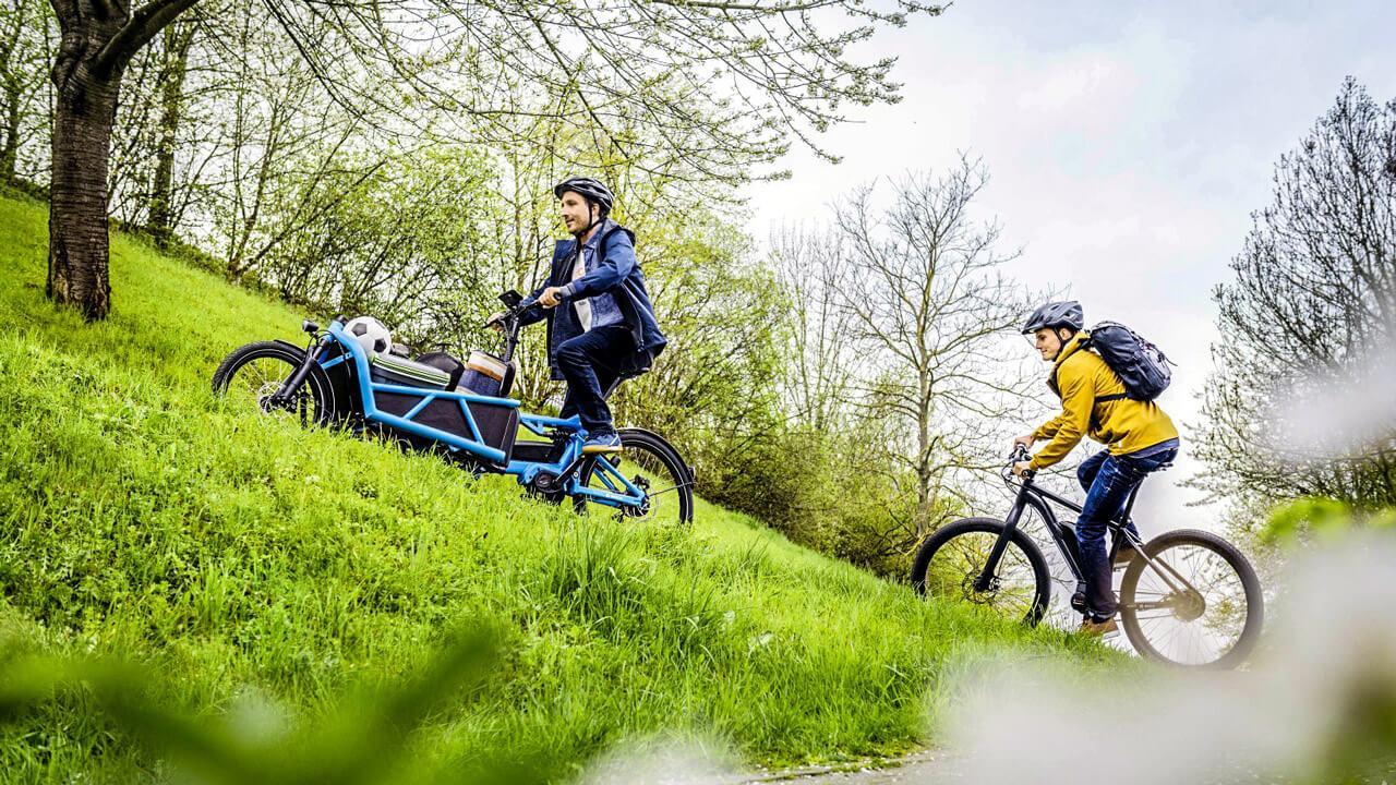 A legtöbb esetben nem a nagyobb átlagsebesség elérése miatt választanak eBike bringákat a felhasználók
