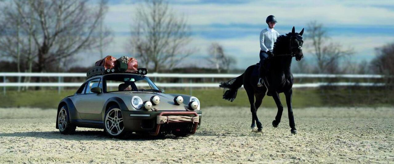 Rodeózó sportautó