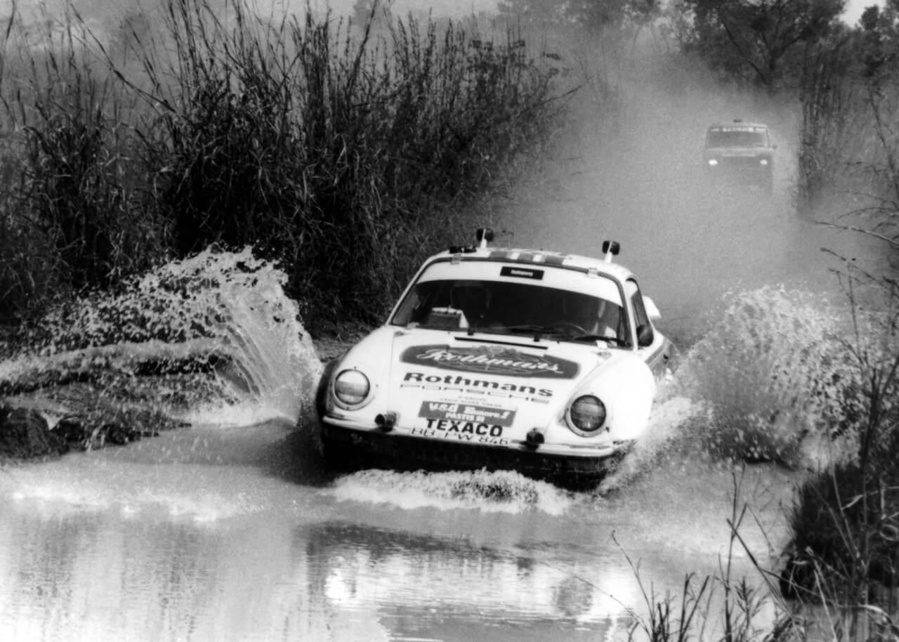Terepre született Porsche