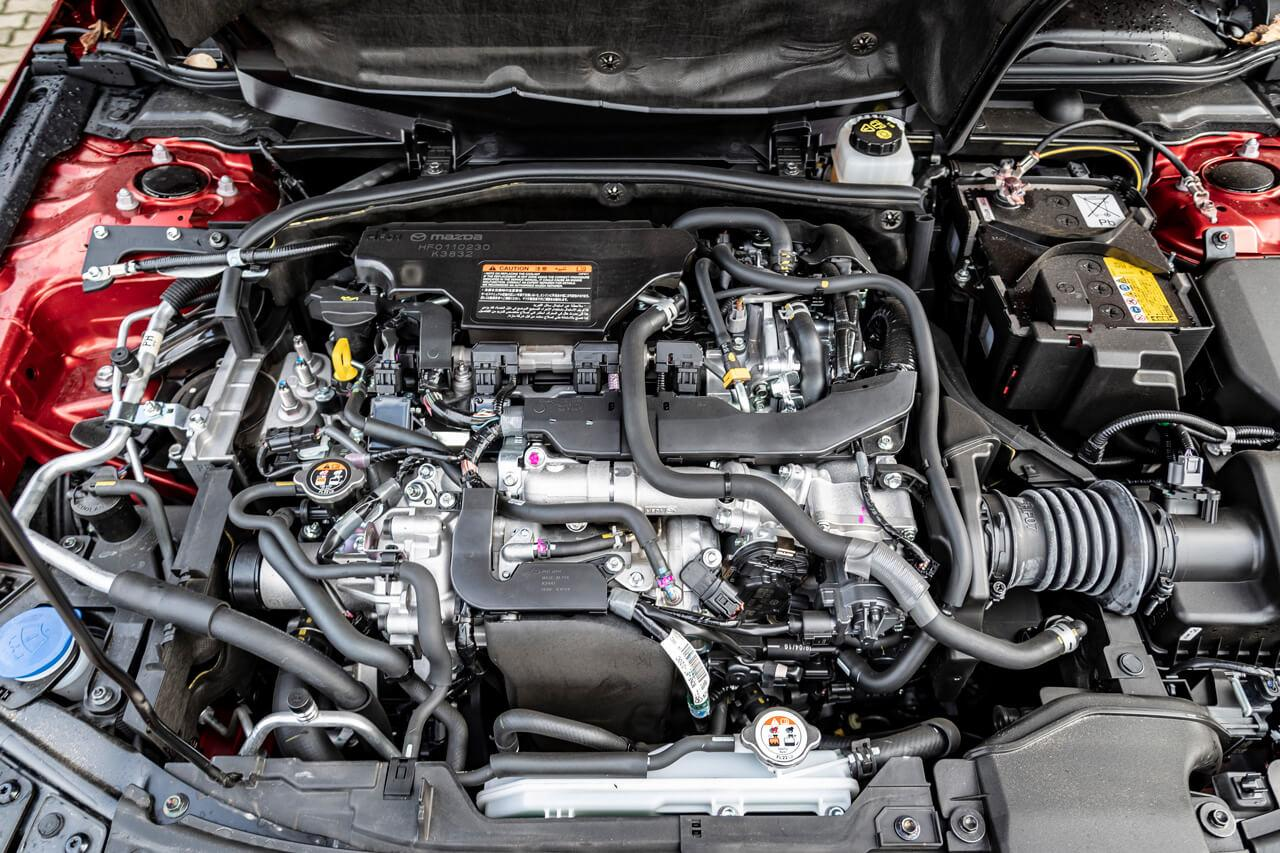 Benzines dízelmotor