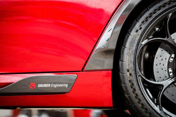 Formula-1-es fejlesztés
