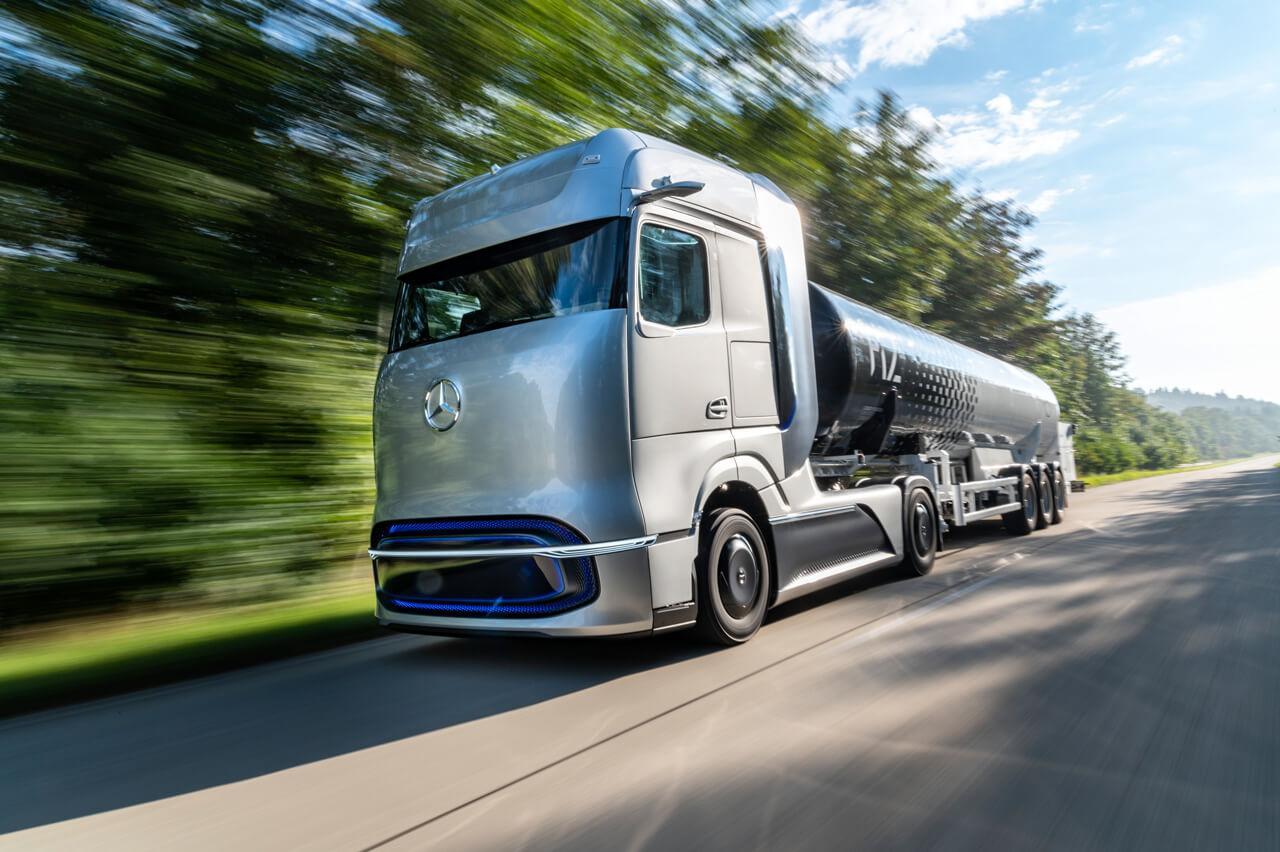A Daimler és a Volov évek óta fejleszti saját üzemanyagcellás tehergépjármű-családját, a közös út azonban könnyebbnek tűnik