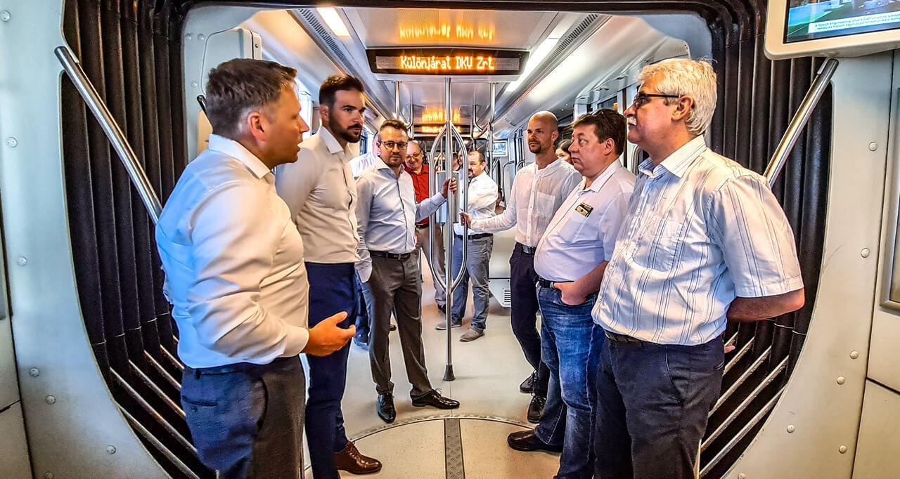 Az utasok semmit sem vesznek majd észre a rendszer működéséből, legfeljebb azt, hogy kevesebb a baleset