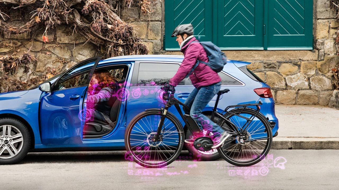A kerékpárok esetében is lehet életmentő az elektronikus blokkolásgátló