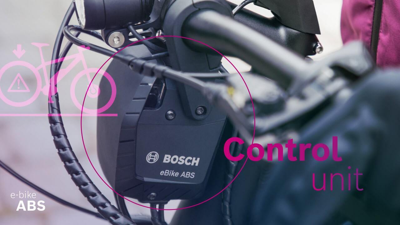 Hogyan működik az eBike ABS?