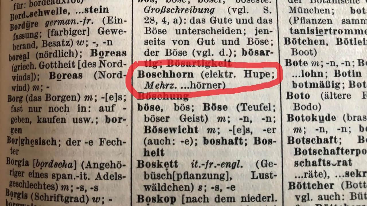 Jelentőségét jól mutatja, hogy még a korabeli szótárakba is bekerült