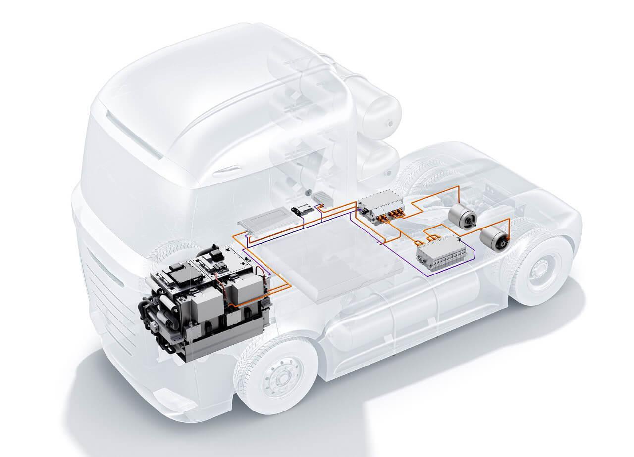 A dízel járművek mellett hamarosan az üzemanyagcellásoké lesz a főszerep